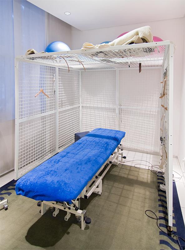Schlingentisch Physiotherapie Duisburg